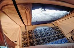 Dachzelt Matratzenunterlage Froli Komfort Schwitzwasser Kondenswasser